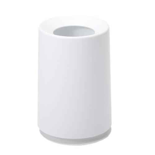 (イデアコ) ideaco TUBELOR チューブラー ダストボックス/ゴミ箱 white