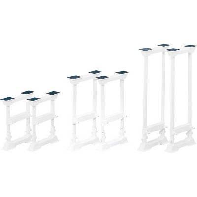 [해외]아이리스 : IRIS 가구 전도 방지 신축 봉 L (높이 70 ~ 120cm · H 형) 2 개 세트 SP-70W 모델 : SP-70W (1 세트 : 2 개입)/Iris Oyama: IRIS Furniture Overturning bar L (height 70 - 120 cm · H type) 2 sets SP - 70 W Model: SP - 70 W (1 se...