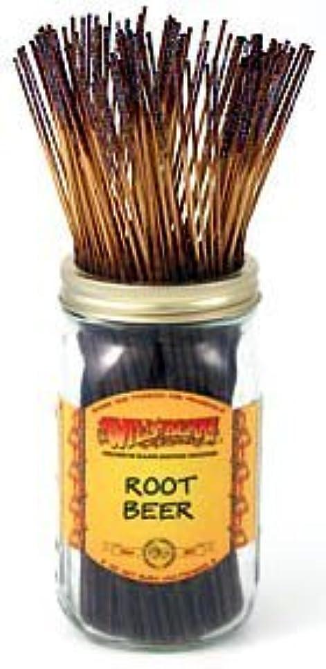 スローガン連結する寛容1 X Root Beer - 100 Wildberry Incense Sticks [並行輸入品]