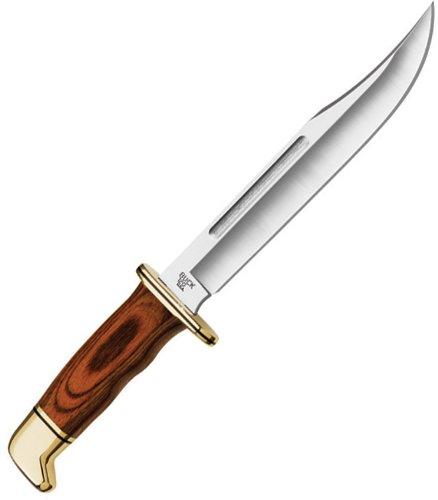 BUCK(バック) 狩猟ナイフ ジェネラル ココボロ General Cocobora Dymondwood Handle 120BRS 0120BRS-B