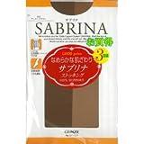 SP73LA-222-L-LL SABRINA サブリナ パンティストッキング 3足組 L-LLサイズ サンタンブラウン/レディース