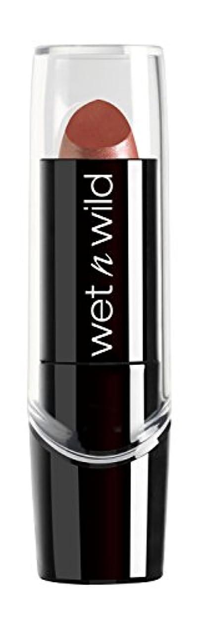 量で羽若者WET N WILD New Silk Finish Lipstick Java (並行輸入品)