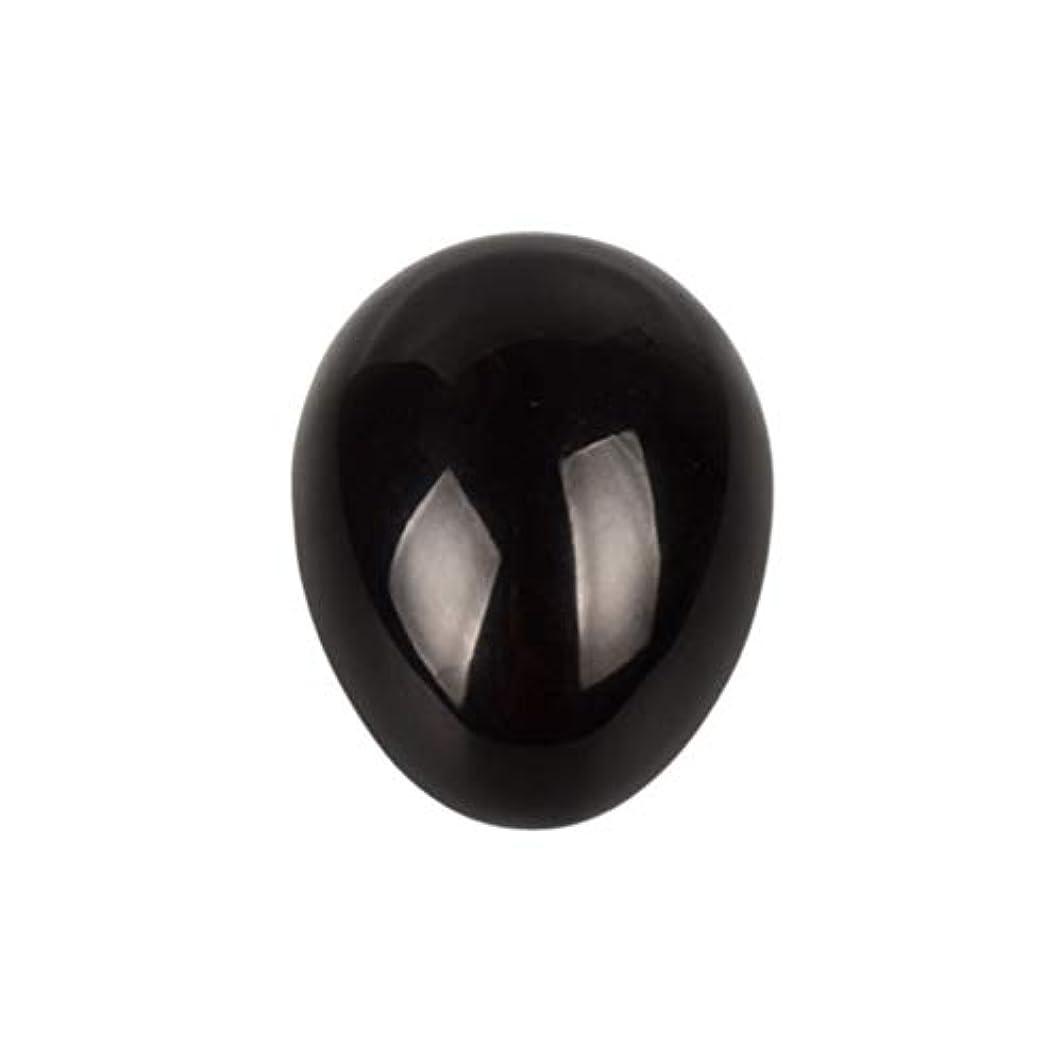 優勢加速度改善するHEALIFTY 黒曜石の癒し瞑想のための黒曜石の卵球