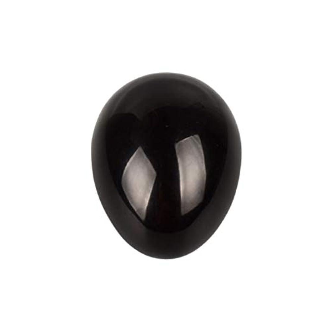 ガジュマル救いおいしいHEALIFTY 黒曜石の癒し瞑想のための黒曜石の卵球