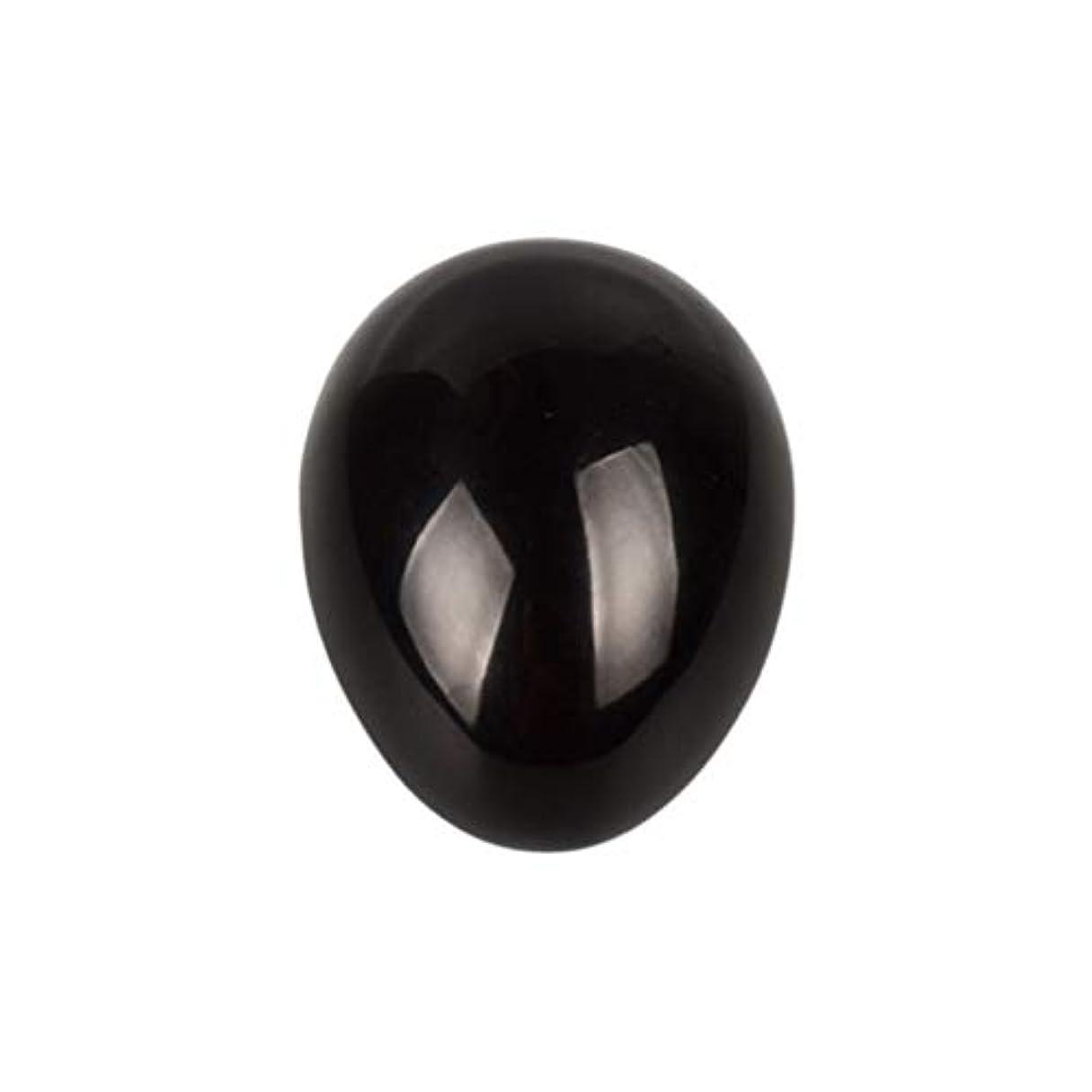 遅い東方レガシーHEALIFTY 黒曜石の癒し瞑想のための黒曜石の卵球