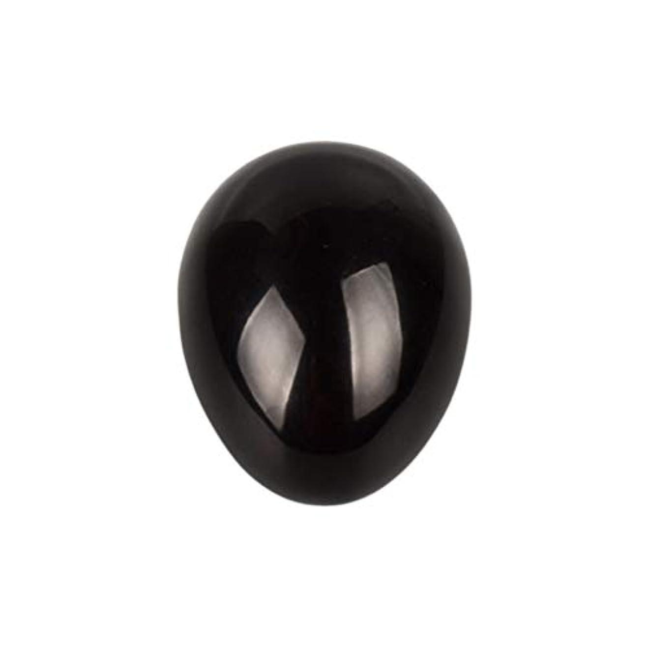 トランスミッション脚本増加するHEALIFTY 黒曜石の癒し瞑想のための黒曜石の卵球