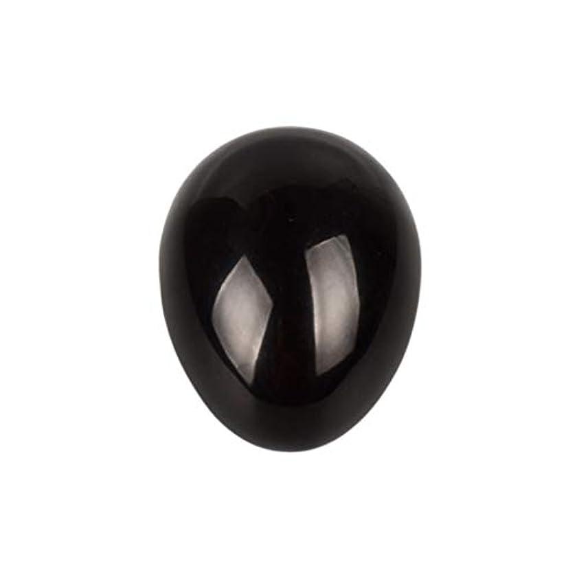今晩アイザックスクラップブックHEALIFTY 黒曜石の癒し瞑想のための黒曜石の卵球