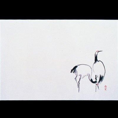 MIN(マイン ) 四季紙・富久寿(100枚入) 双鶴 M30-312