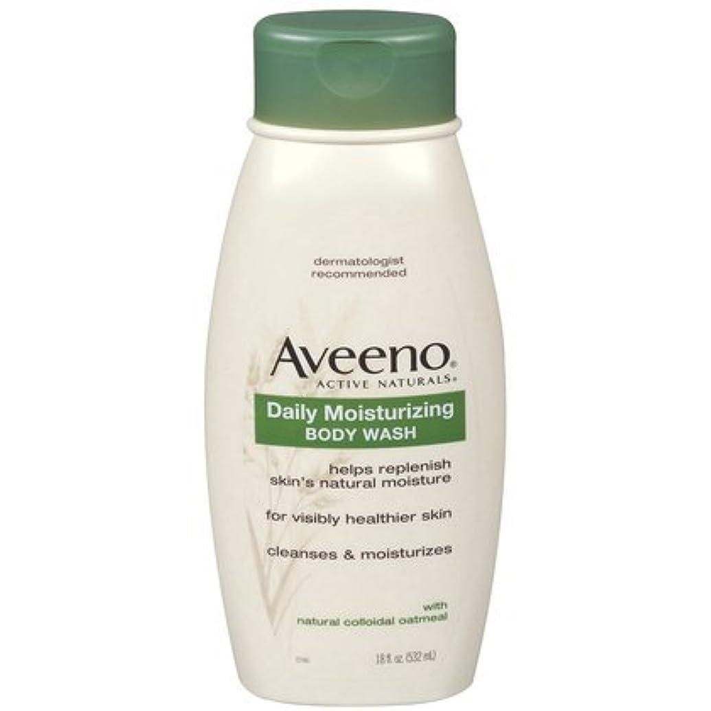 臨検レトルトボルトAveeno Daily Moisturizing Body Wash - 18 Oz by Aveeno