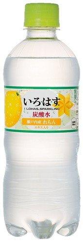 I LOHAS い・ろ・は・す スパークリングれもん 炭酸水 515ml (1ケース24本)