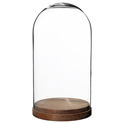 RoomClip商品情報 - IKEA イケア HARLIGA ガラスドーム ベース付き 203.273.04,20327304