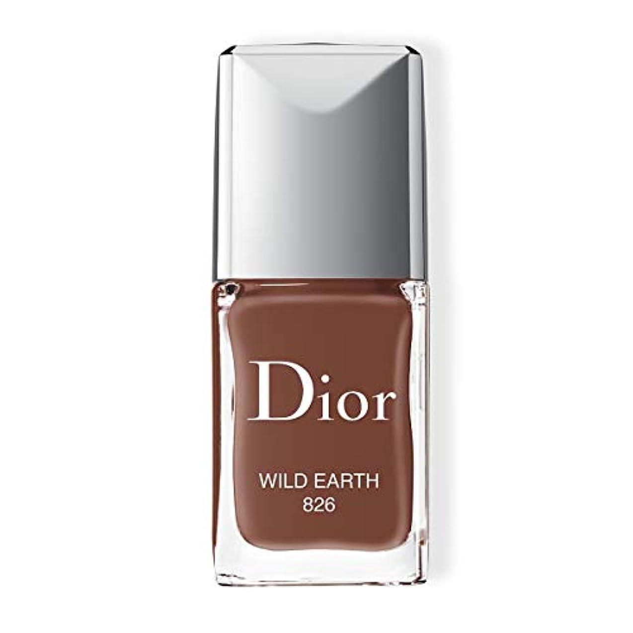 溢れんばかりの戦術長椅子Dior(ディオール) ディオール ヴェルニ (826 ワイルド アース)