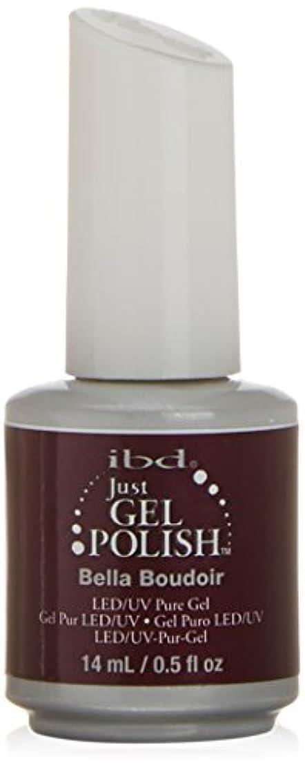 筋欺く作りますibd Just Gel Nail Polish - Bella Boudoir - 14ml / 0.5oz
