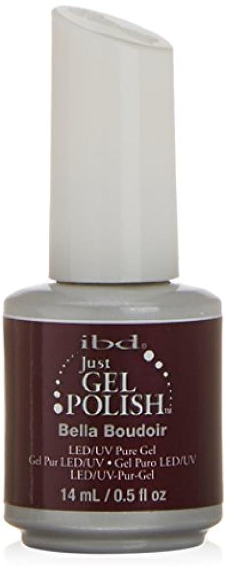 マーティフィールディング通貨ダーツibd Just Gel Nail Polish - Bella Boudoir - 14ml / 0.5oz