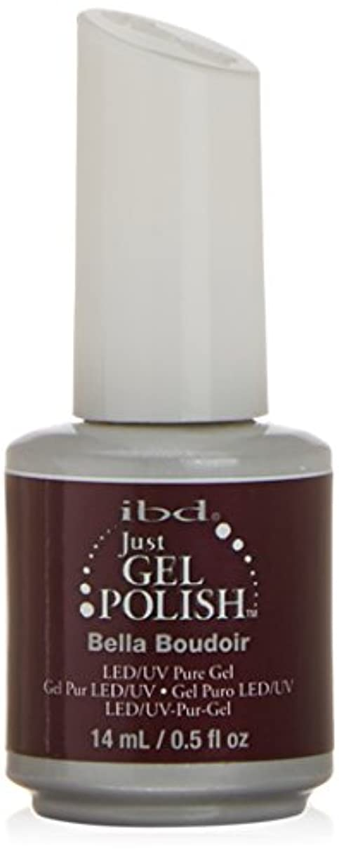 アカデミック慢最少ibd Just Gel Nail Polish - Bella Boudoir - 14ml / 0.5oz