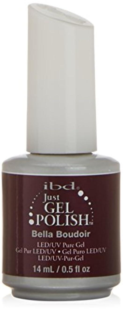 大事にする岩重力ibd Just Gel Nail Polish - Bella Boudoir - 14ml / 0.5oz