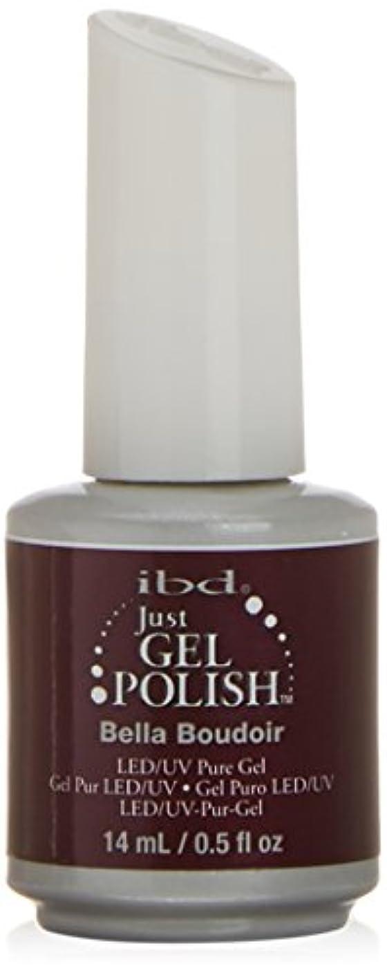 退屈オアシス資格情報ibd Just Gel Nail Polish - Bella Boudoir - 14ml / 0.5oz