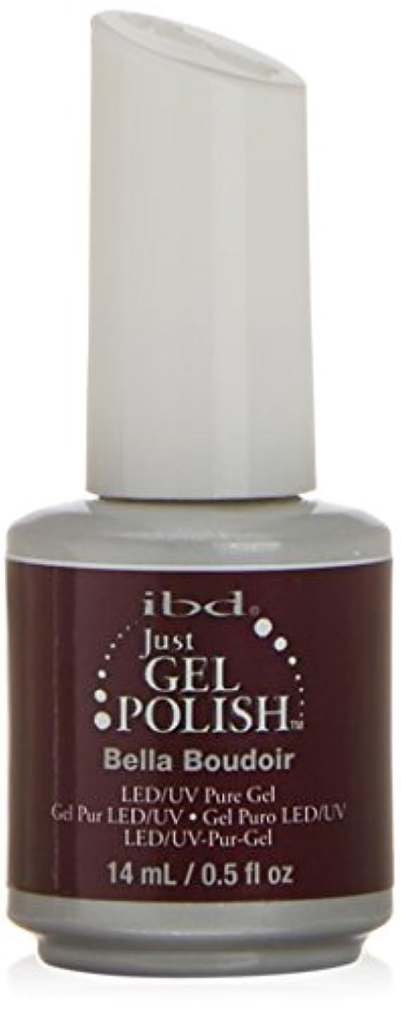 ペッカディロ常習的パレードibd Just Gel Nail Polish - Bella Boudoir - 14ml / 0.5oz