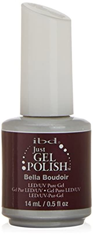 ドア二層刺しますibd Just Gel Nail Polish - Bella Boudoir - 14ml / 0.5oz