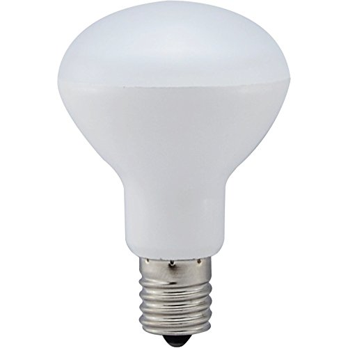 LED電球 ミニレフランプ形 50形相当 E17 電球色 [品番]06-0769 LDR4L-W-E17 A9