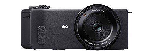 シグマ「dp2 Quattro」FoveonX3センサー採用のレンズ一体型カメラ