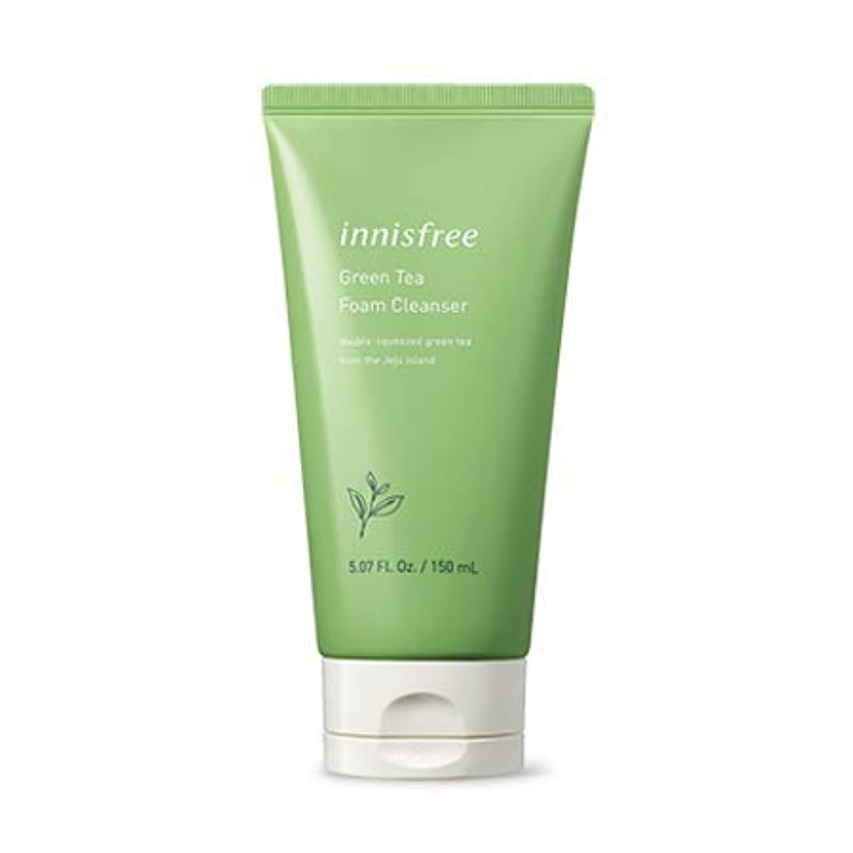 バーチャルスーパー酸化物Innisfree グリーンティーフォームクレンザー/Green Tea Foam Cleanser 150ml [並行輸入品]
