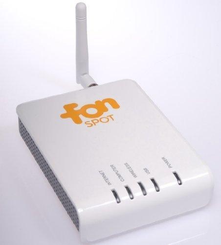 FON LA FONERA 2.0 (ラ・フォネラ2.0) FON機能搭載 無線LANルータ FON2202E