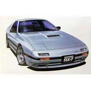 プラモデル 1/24 ザ・ベストカーGTシリーズ No.70 「サバンナRX-7 FC3S(前期型)」