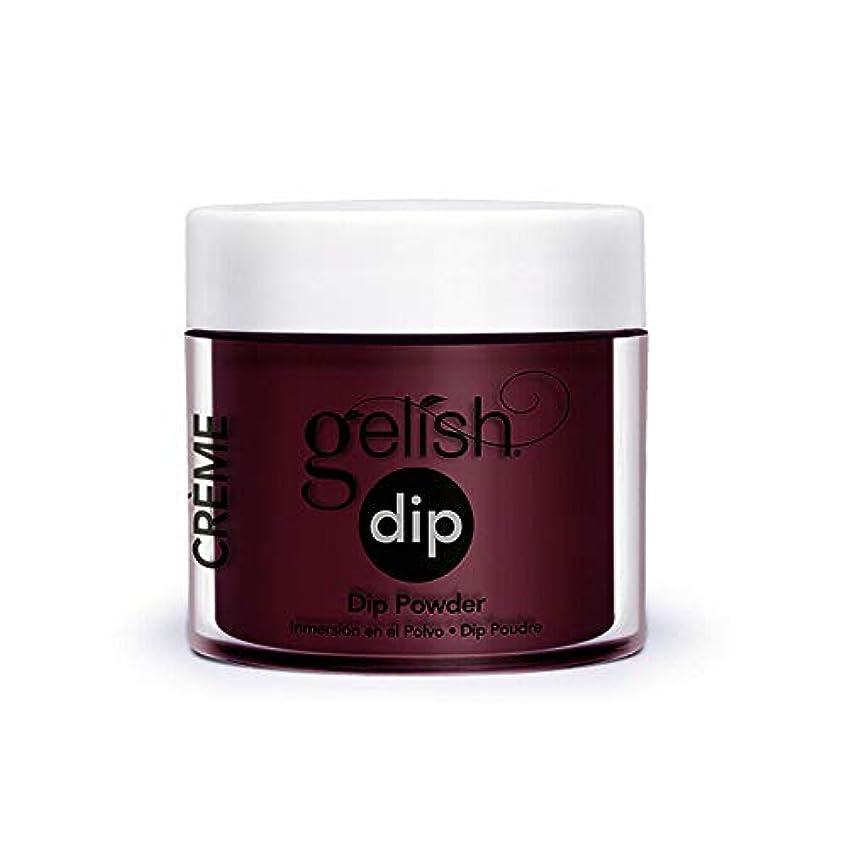 解決する船乗りバスルームHarmony Gelish - Acrylic Dip Powder - Bella's Vampire - 23g / 0.8oz
