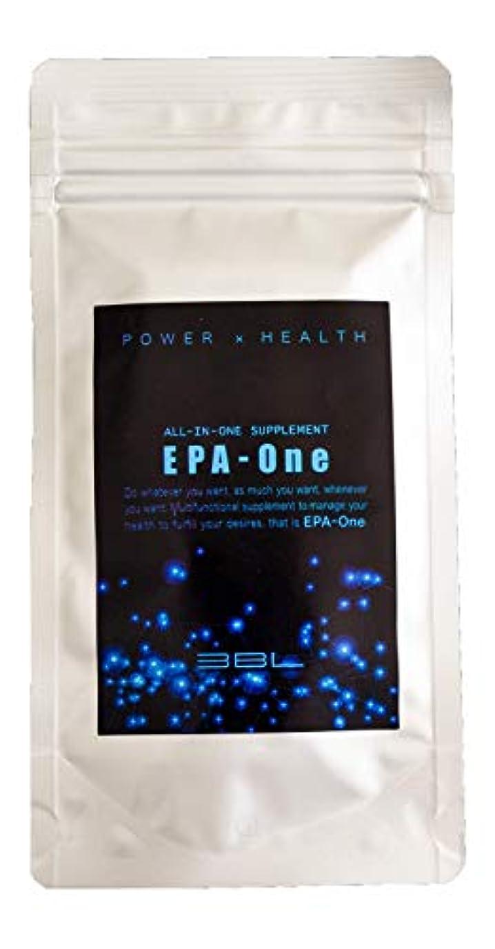 無意識封筒毛布DHA EPA 青魚 オイル 栄養補給 健康維持 さらさら EPA-One 60粒 アンセリン トウゲシバ オルニチン 醗酵ニンニク クリルオイル サプリメント