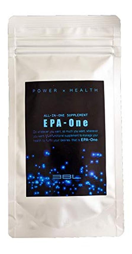 仕えるクリーク統治可能DHA EPA 青魚 オイル 栄養補給 健康維持 さらさら EPA-One 60粒 アンセリン トウゲシバ オルニチン 醗酵ニンニク クリルオイル サプリメント