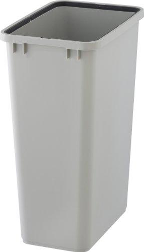 ベルク 角型ペール 70S 本体 ライトグレー 73L