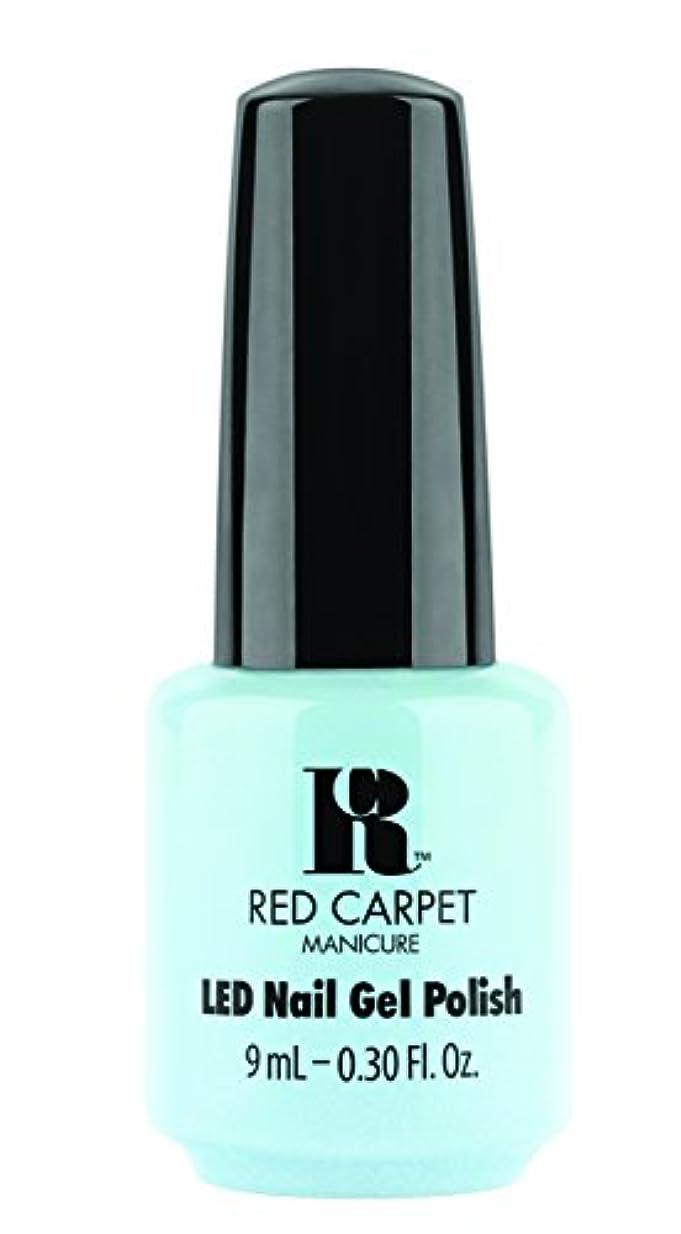 イヤホン中でアルバムRed Carpet Manicure - LED Nail Gel Polish - Sea Cloud Cruise - 0.3oz/9ml