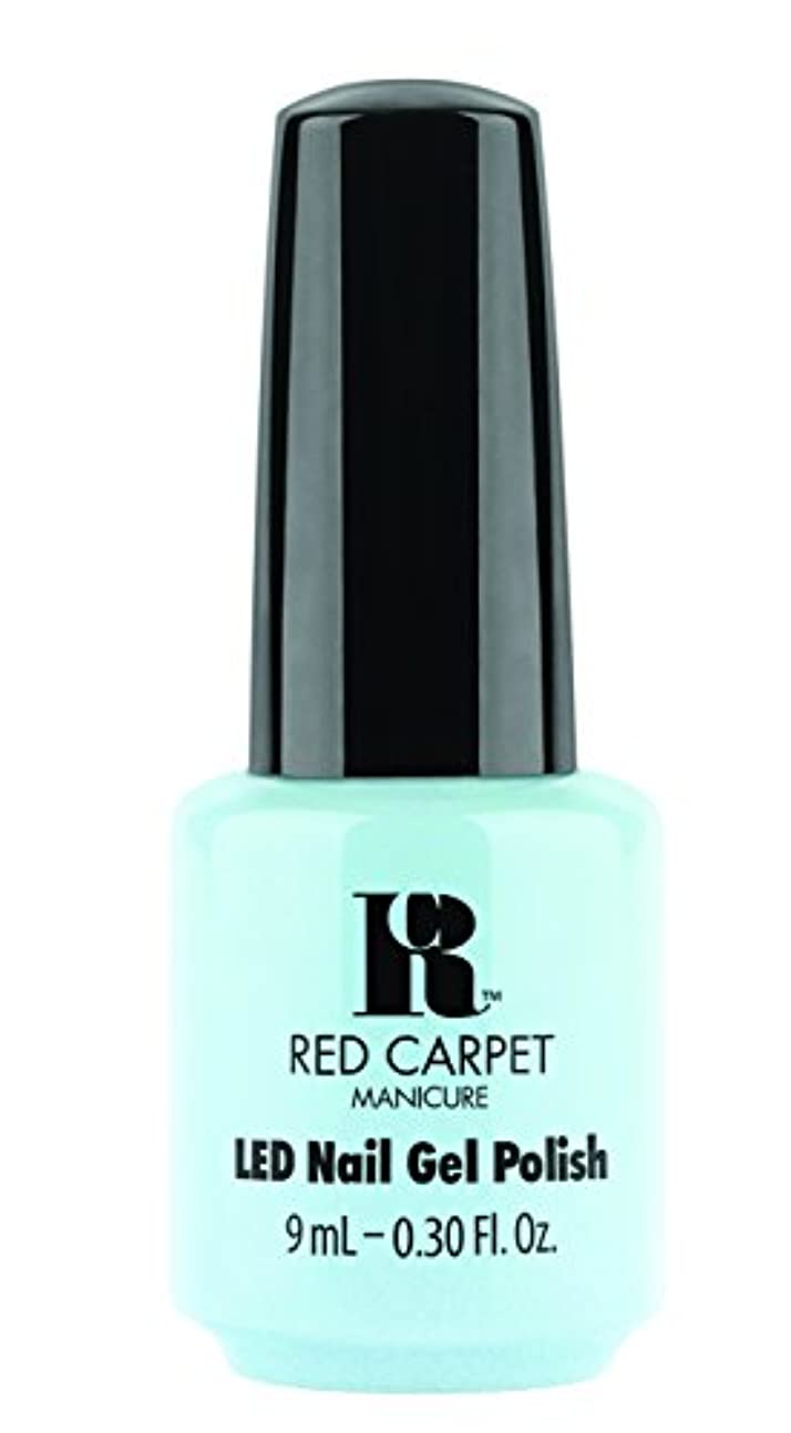 変装人柄協力するRed Carpet Manicure - LED Nail Gel Polish - Sea Cloud Cruise - 0.3oz/9ml