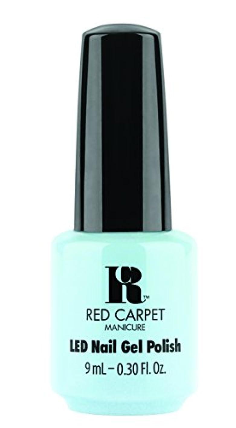 バレーボールステッチ役に立たないRed Carpet Manicure - LED Nail Gel Polish - Sea Cloud Cruise - 0.3oz/9ml