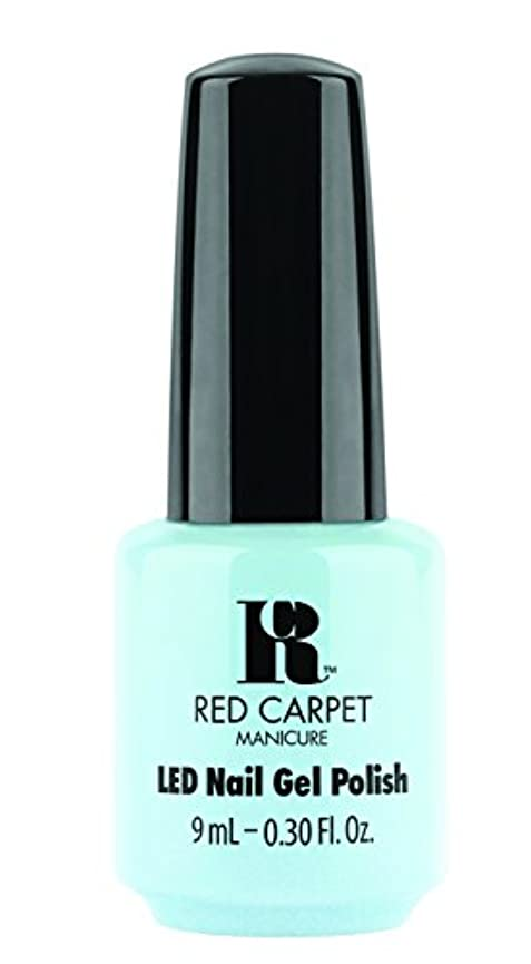 ハイキングに行く押すパイRed Carpet Manicure - LED Nail Gel Polish - Sea Cloud Cruise - 0.3oz/9ml