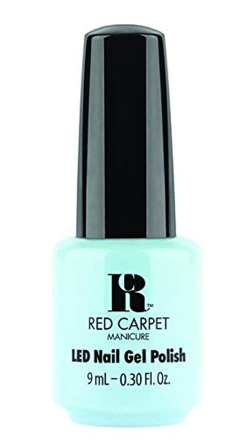 格差顔料令状Red Carpet Manicure - LED Nail Gel Polish - Sea Cloud Cruise - 0.3oz/9ml