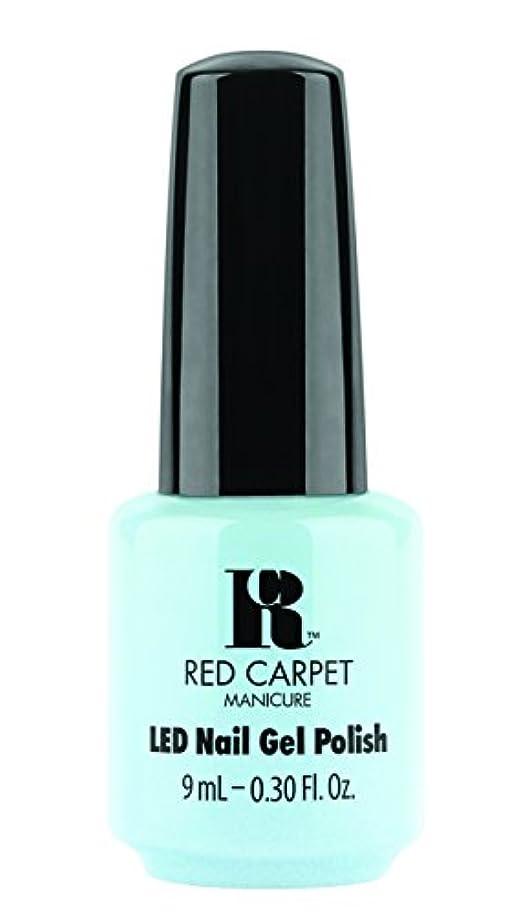 花火お母さん省略Red Carpet Manicure - LED Nail Gel Polish - Sea Cloud Cruise - 0.3oz/9ml