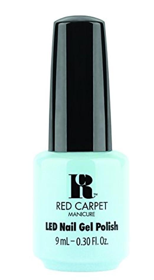 無傷日焼けシャープRed Carpet Manicure - LED Nail Gel Polish - Sea Cloud Cruise - 0.3oz/9ml