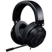 Razer Kraken Pro V2 Black Oval ステレオゲーミングヘッドセット【日本正規代理店保証品】RZ04-02050400-R3M1