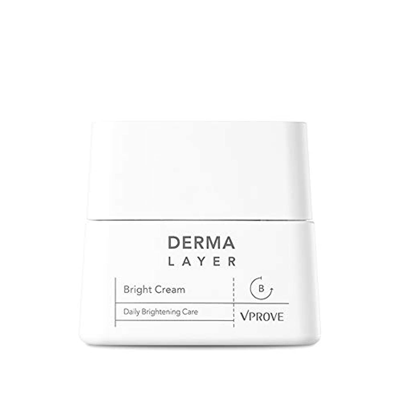 資産メールを書く順応性のある[コスモコス]COSMOCOS VPROVE ダーマ レイヤーブライト ブライトクリーム 50g 海外直送品 Deama Layer Bright Cream [並行輸入品]