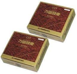 万田酵素 ペースト分包 150g(2.5g×60包) 2箱セット