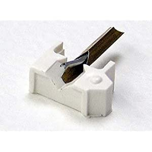 JICO レコード針 SHURE N-44-7/DJ用交換針 丸針 192-44-7/DJ