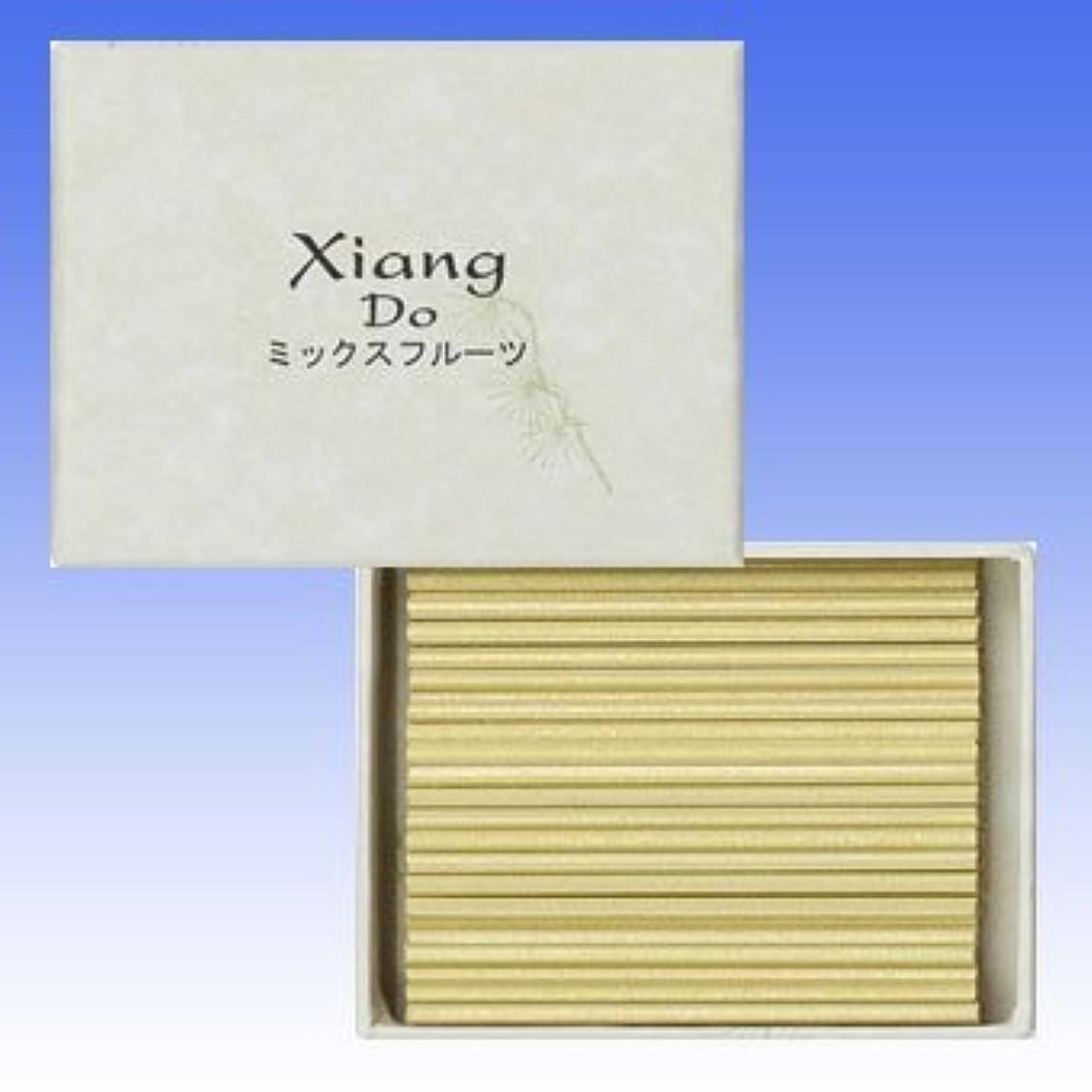 裂け目海洋の耕す松栄堂 Xiang Do(シァン ドゥ) 徳用120本入 (ミックスフルーツ)