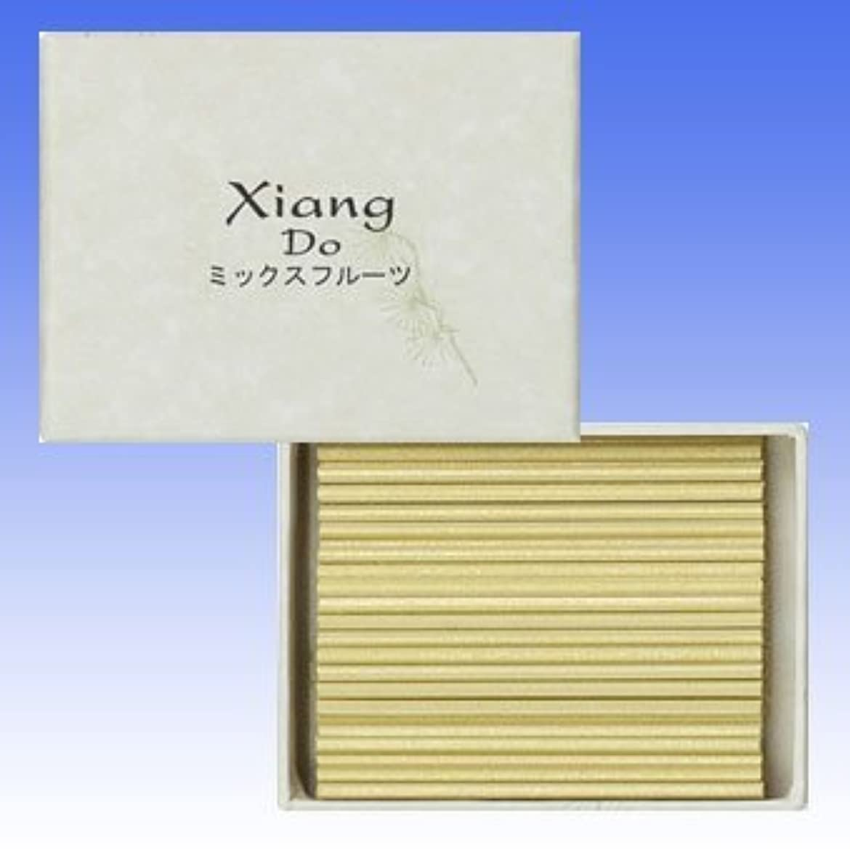 良心とティームプロテスタント松栄堂 Xiang Do(シァン ドゥ) 徳用120本入 (ミックスフルーツ)
