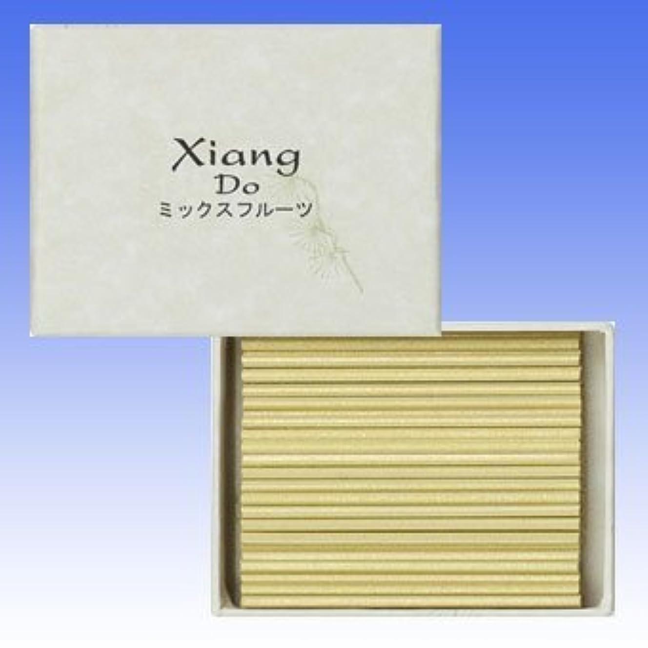 混合した言い訳動松栄堂 Xiang Do(シァン ドゥ) 徳用120本入 (ミックスフルーツ)
