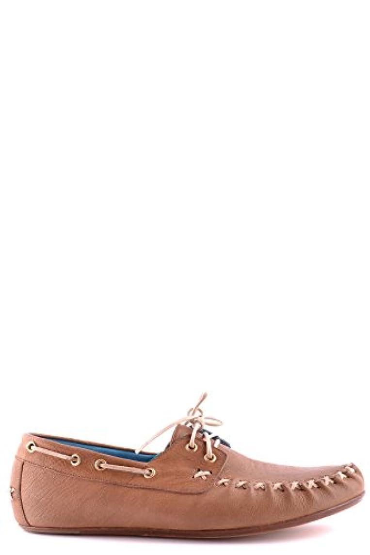 魂発見各Marc Jacobs メンズ MCBI198022O ブラウン 革 布鞋