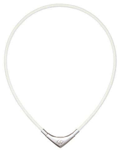 コラントッテ(Colantotte) タオ ネックレス ベガ TAO VEGA ホワイト L 47cm