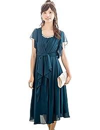 6c2b68d0599f9 Amazon.co.jp  6L - パーティードレス   ワンピース・ドレス  服 ...