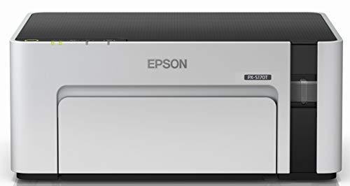 エプソン プリンター エコタンク搭載 A4モノクロインクジェット PX-S170T1 ドキュメントパック非同梱モデル 無償保証期間3年